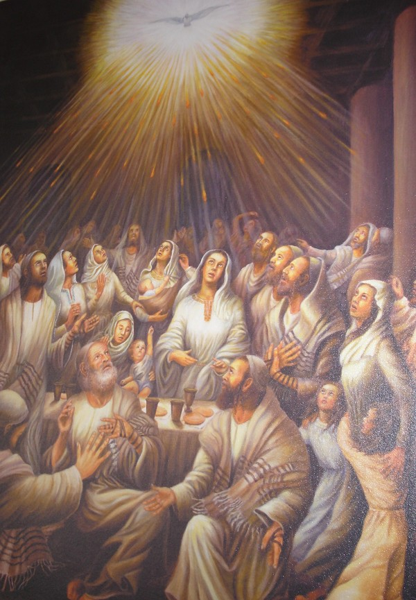 pentecost in the holy bible