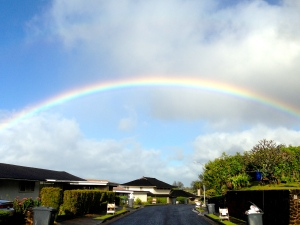 Rainbows and the Holy Spirit