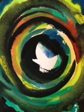 Dove in Time of Turbulence