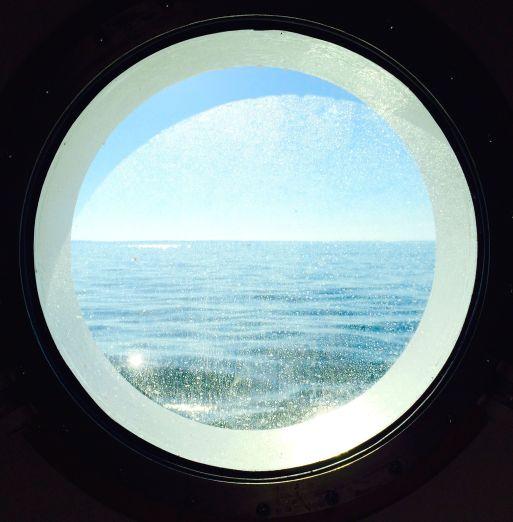 Looking toward home