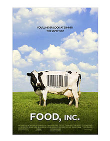 FOOD, Inc. A DVD about CHANGE that needs to happen.